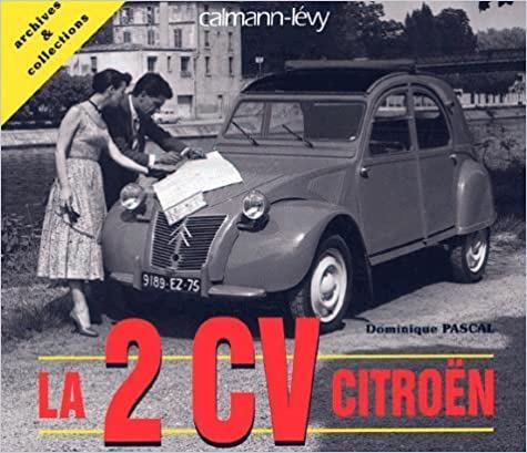 2001 La 2CV Dominique Pascal