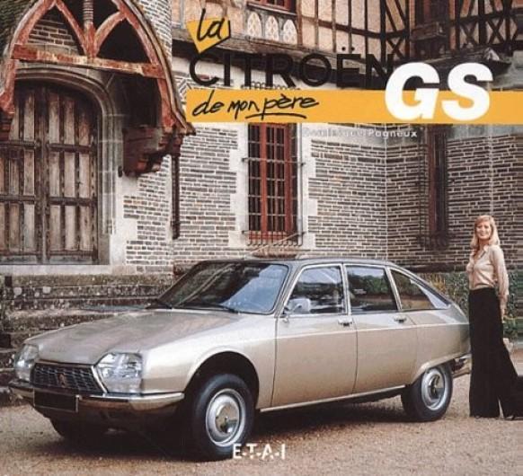 2001 La GS de mon père