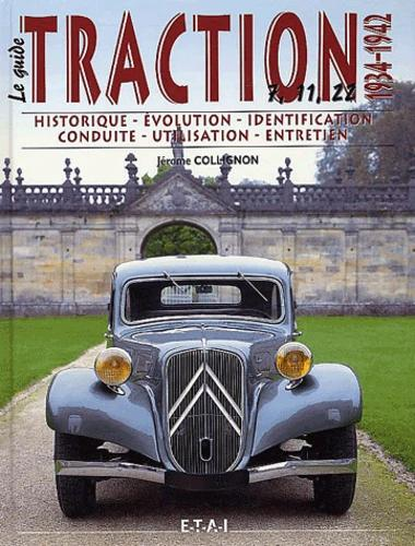 2001 La Traction - Le Guide 1934 - 1942