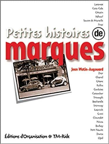 2002 Petites histoires de marques