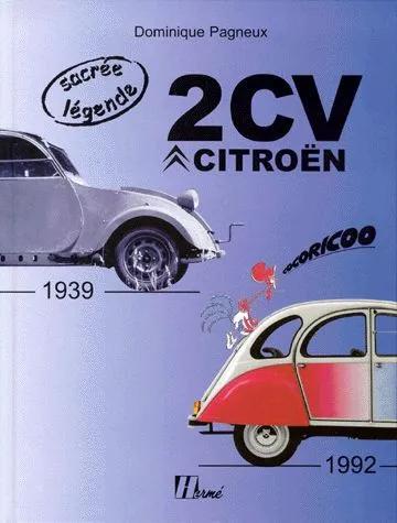 2003 2CV Citroën Dominique Pagneux