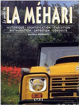 2003 Le guide de la Méhari