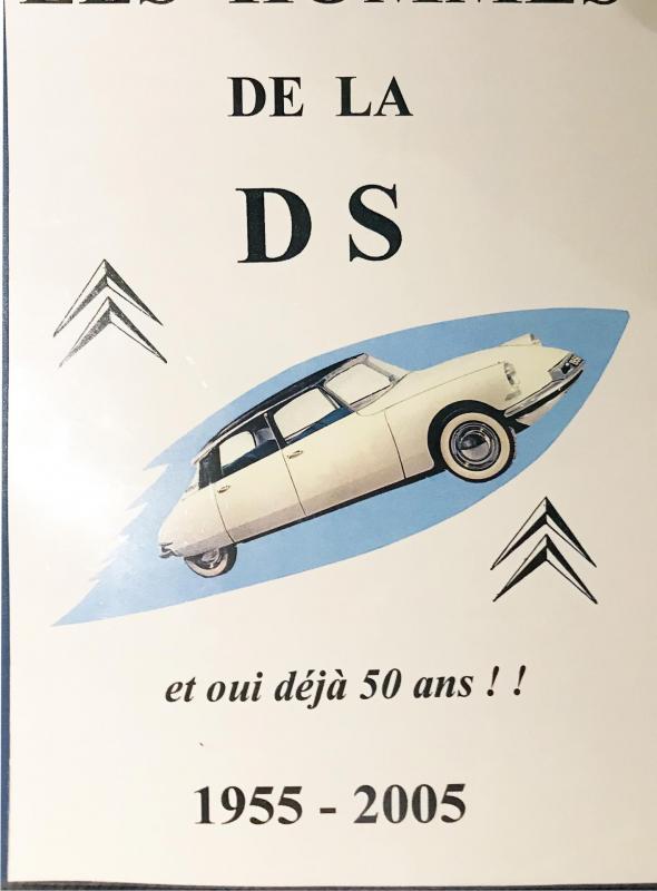 2005 Les hommes de la DS
