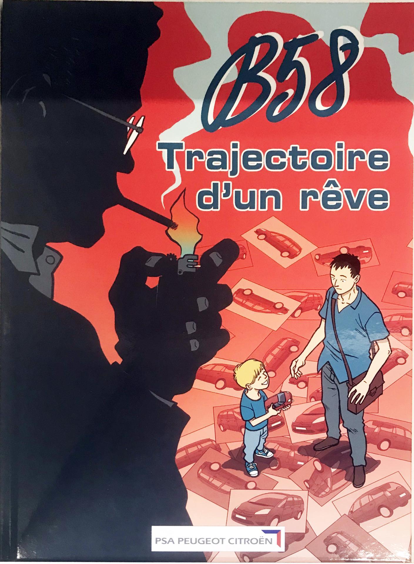 2006 B58 Trajectoire d un rêve