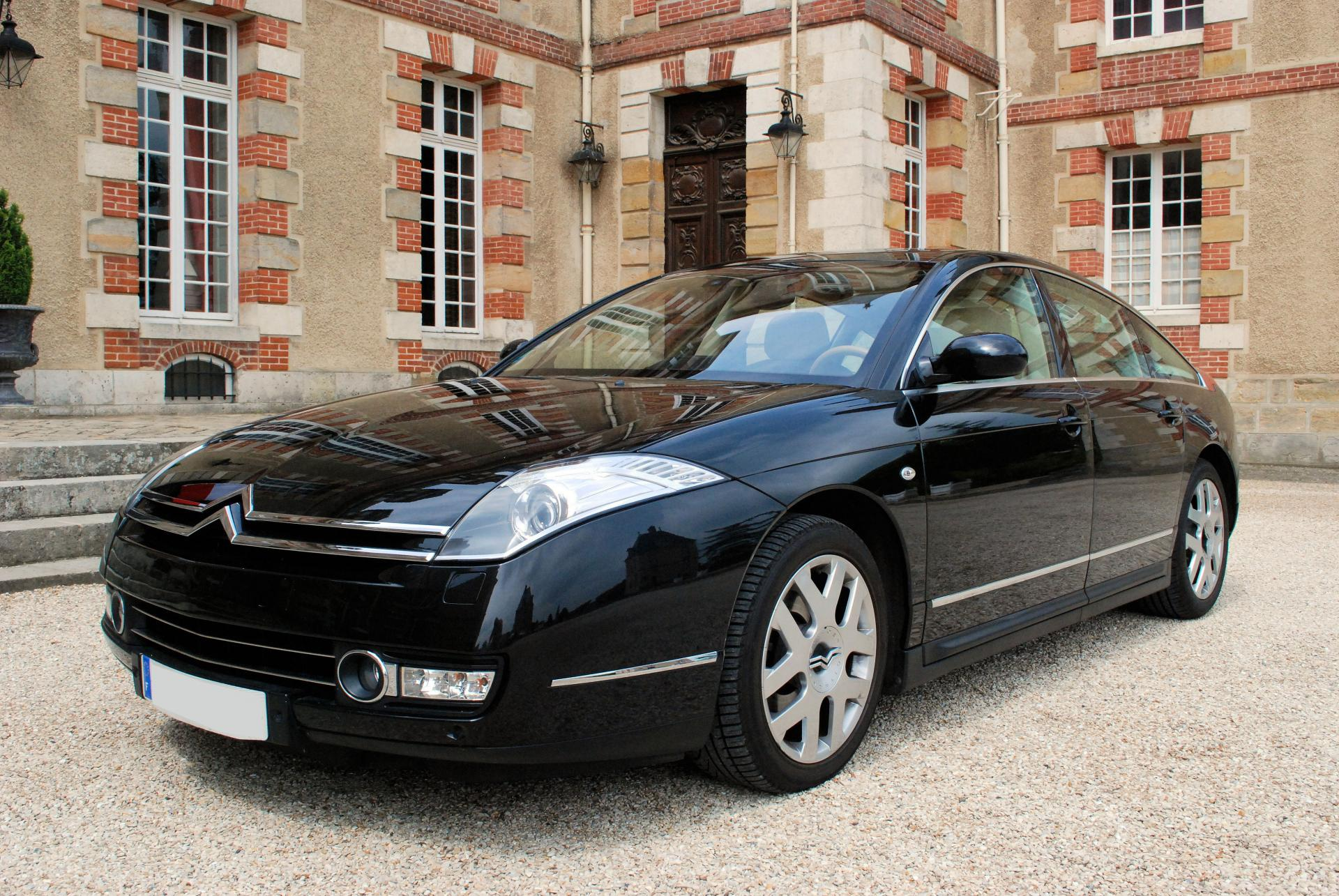 2006 Citroën C 6 diesel V6 Hdi 2 7 l