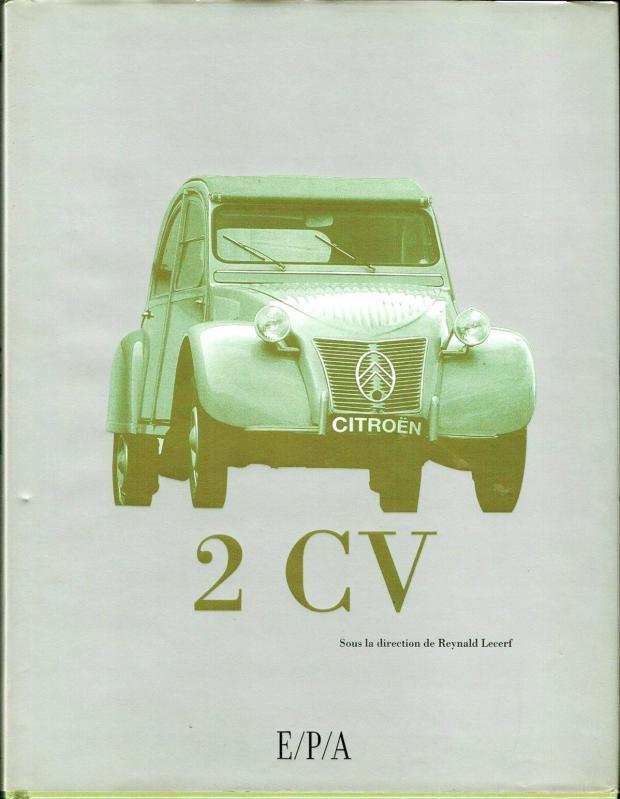 2007 2CV sous la direction de Reynald Lecerf