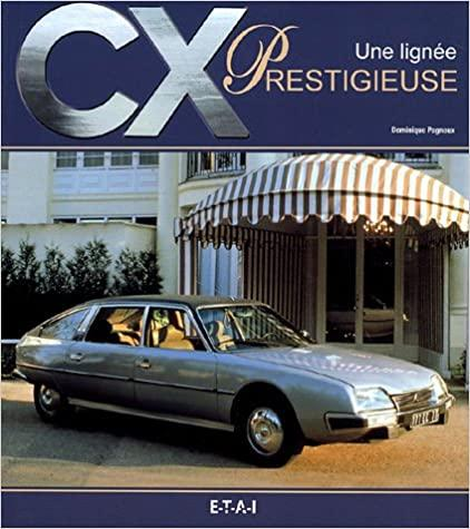 2007 CX prestigieuse