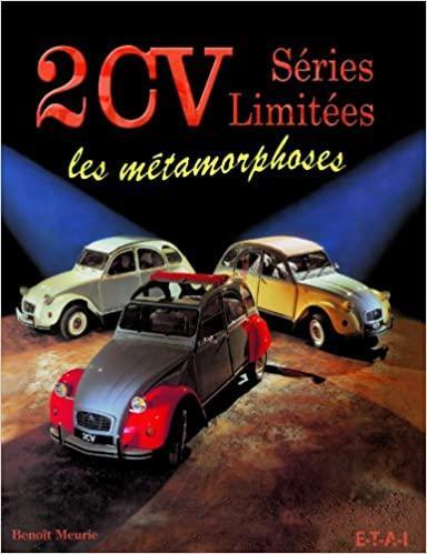 2008 2CV Séries limitées