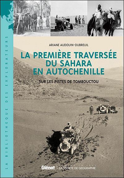 2008 La première traversée du Sahara en autochenille