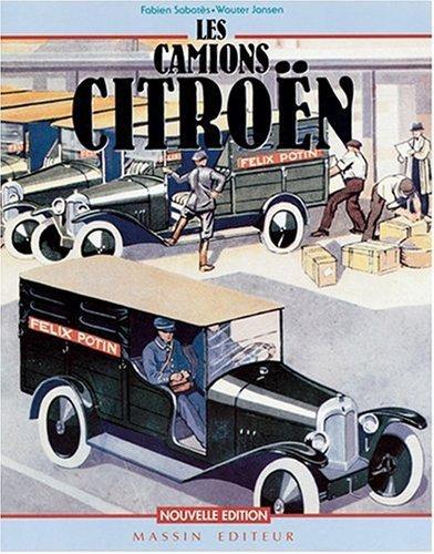 2008 Les camions Citroën