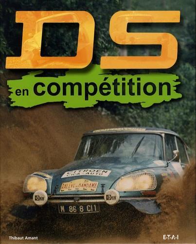 2008 Les DS en compétition