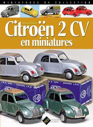 2009 Citroën 2CV en miniatures