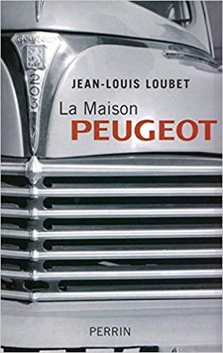 2009 La maison Peugeot