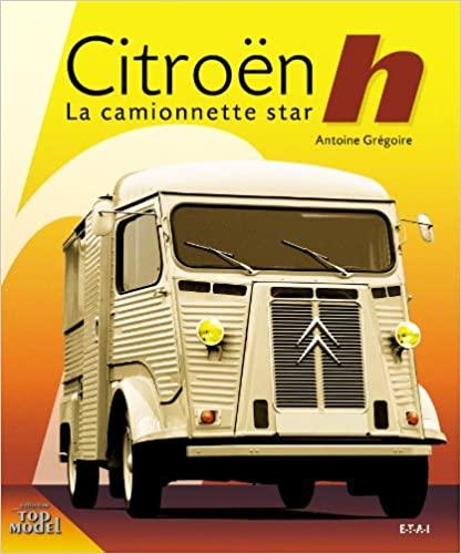 2010 Citroën Type H La camionnette star