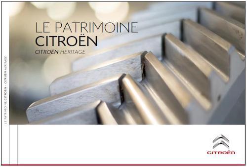 2010 Le patrimoine Citroën