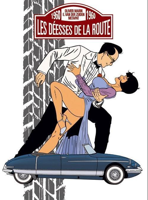 2010 Les Déesses de la route - Version luxe
