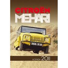 2011 L'Agenda Méhari 2011
