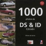 2012 1 000 photos de DS et ID Citroën