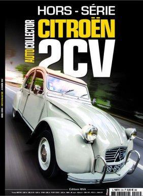 2013 auto collector classic 2cv