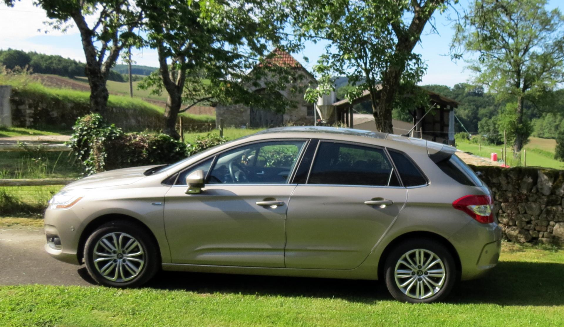 2014 Citroën C4 Exclusive