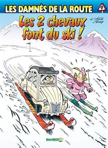 2015 Les 2CV font du ski