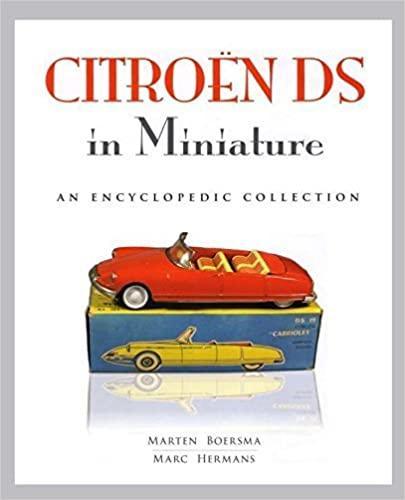 2015 Citroën DS in miniature