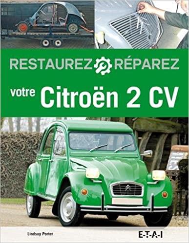 2015 Restaurez votre 2CV