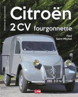 2016 Citroën 2CV fourgonnette