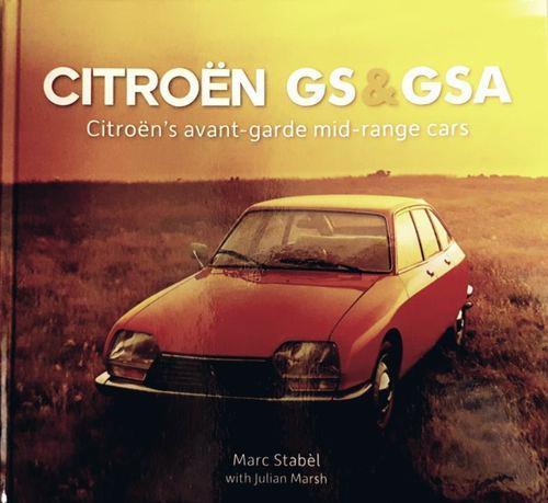 2017 Citroën CITROËN GS & GSA en anglais