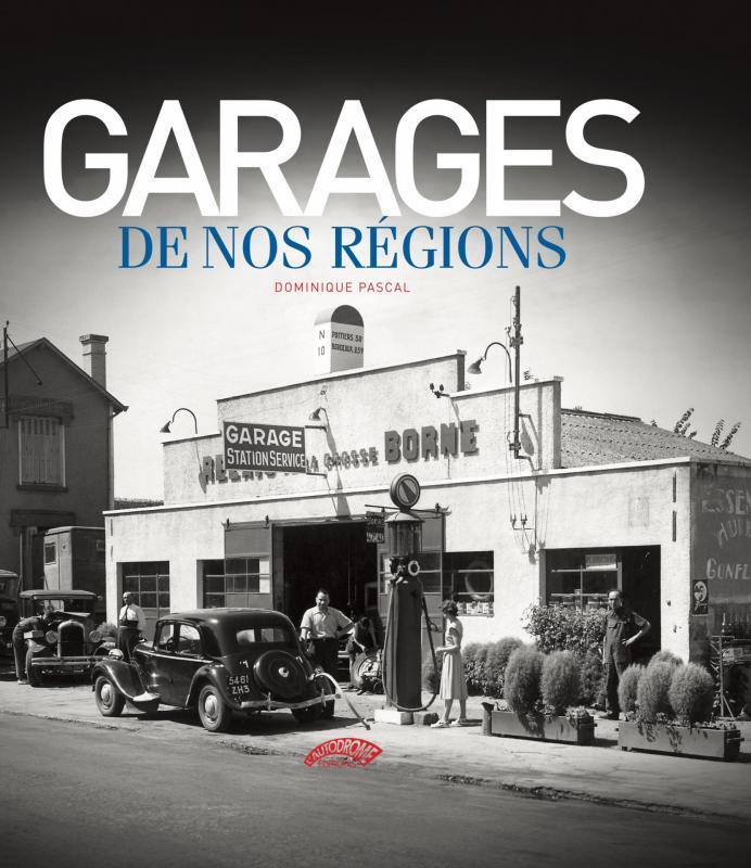 2018 Garages de nos régions