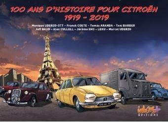 2019 Citroën 100 d'histoire