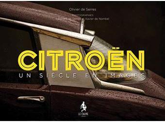 2019 Citroën un siècle en images