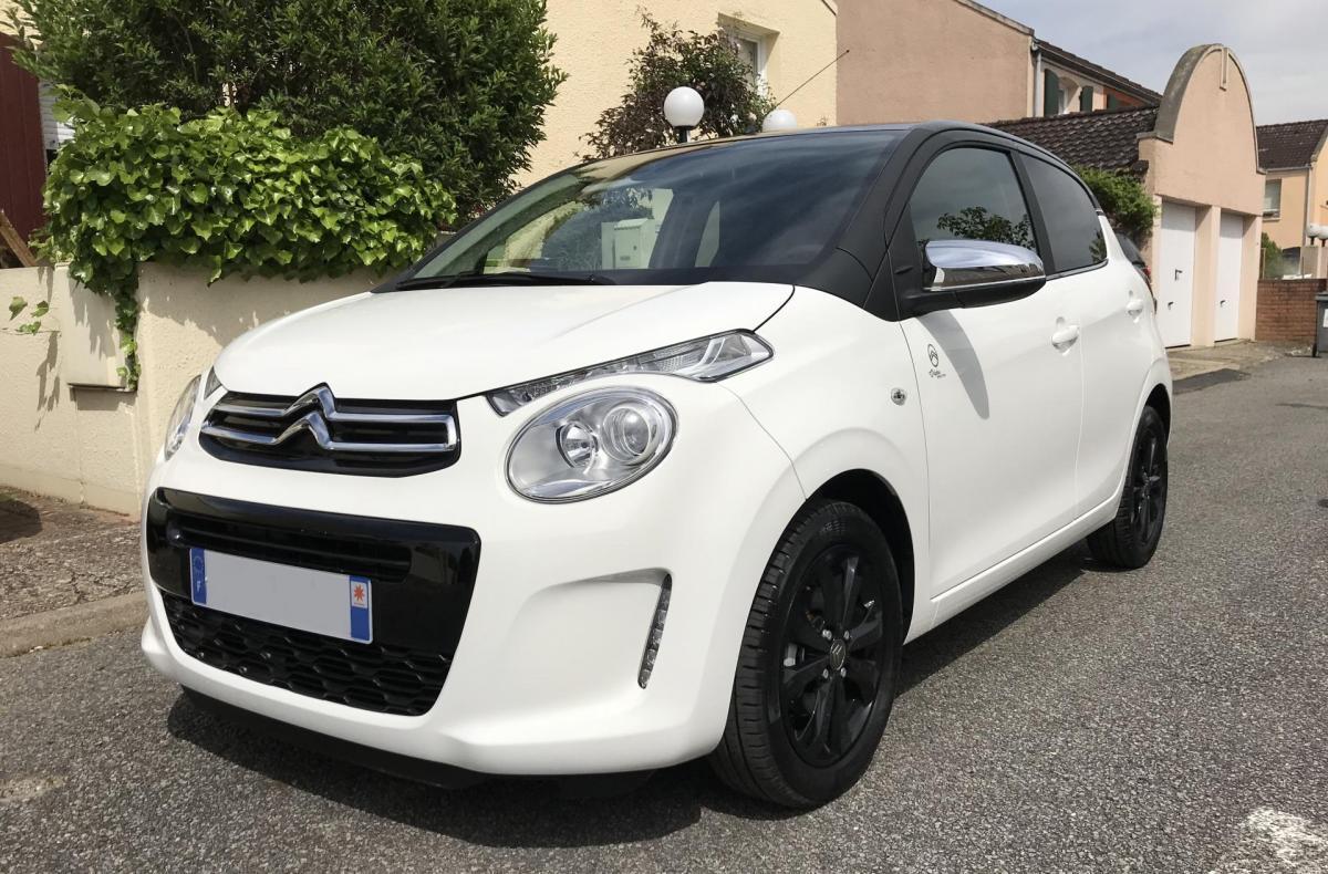 2020 Citroën C1 origins