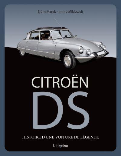 2020 Citroën DS histoire d'une voiture de légende