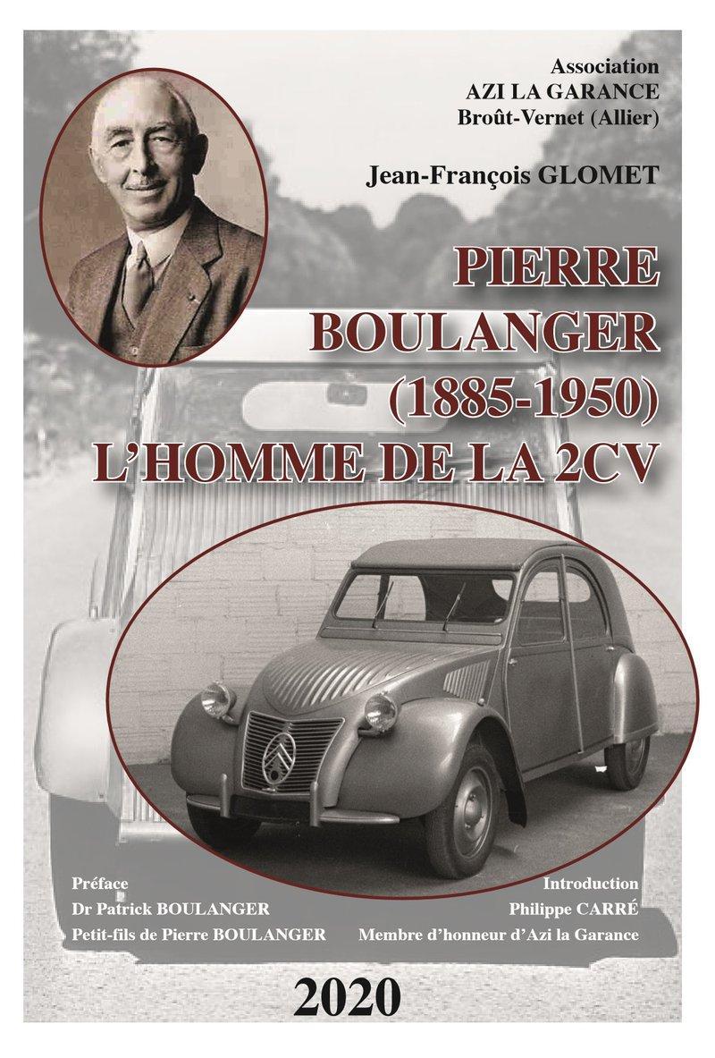 Pierre Boulanger l'homme de la 2CV