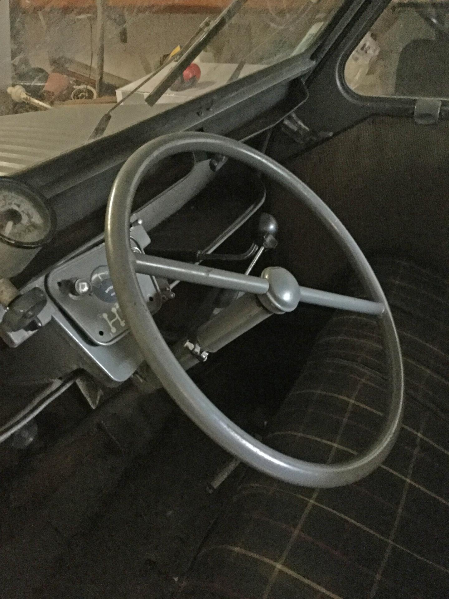 2CV 1956 à vendre
