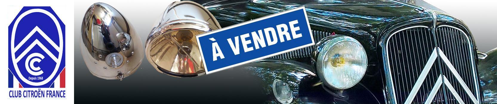 Les petites annonces du CLUB CITROËN FRANCE