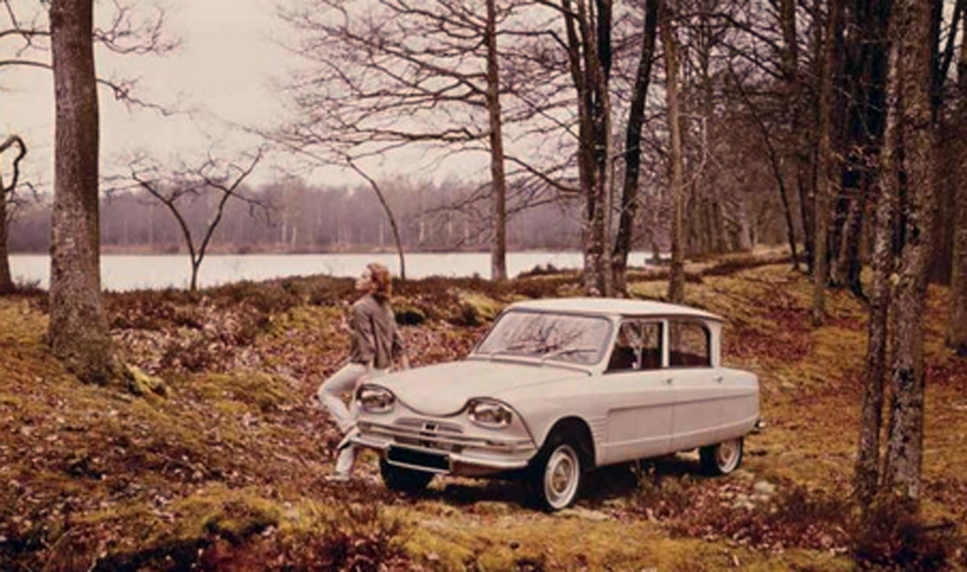 Citroën AMi 6 Pré série 1961