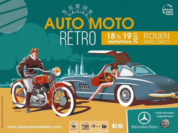 Auto Moto Rétro Rouen 2021