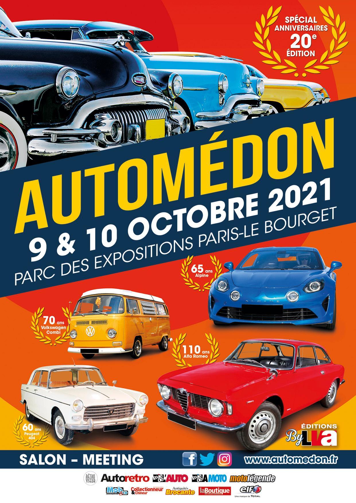 Automedon 2021