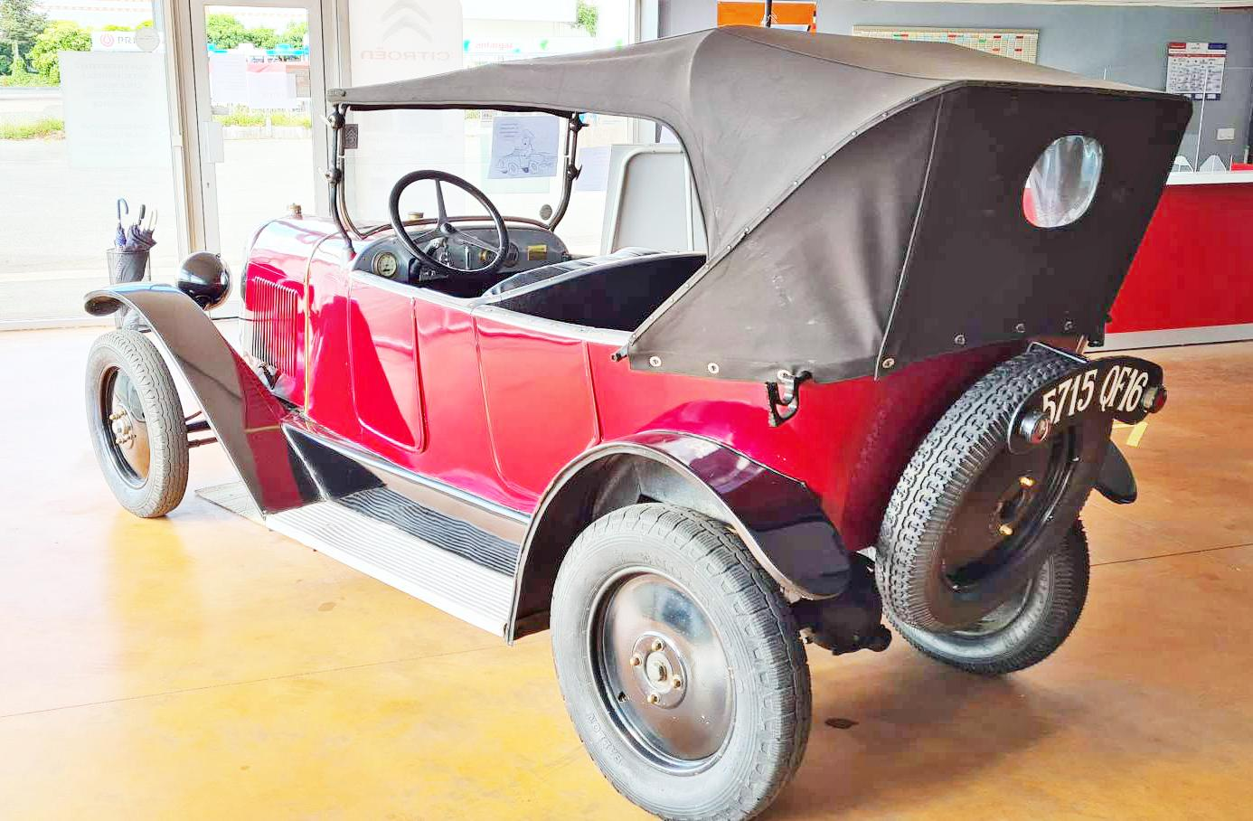 Citroën B2 1924