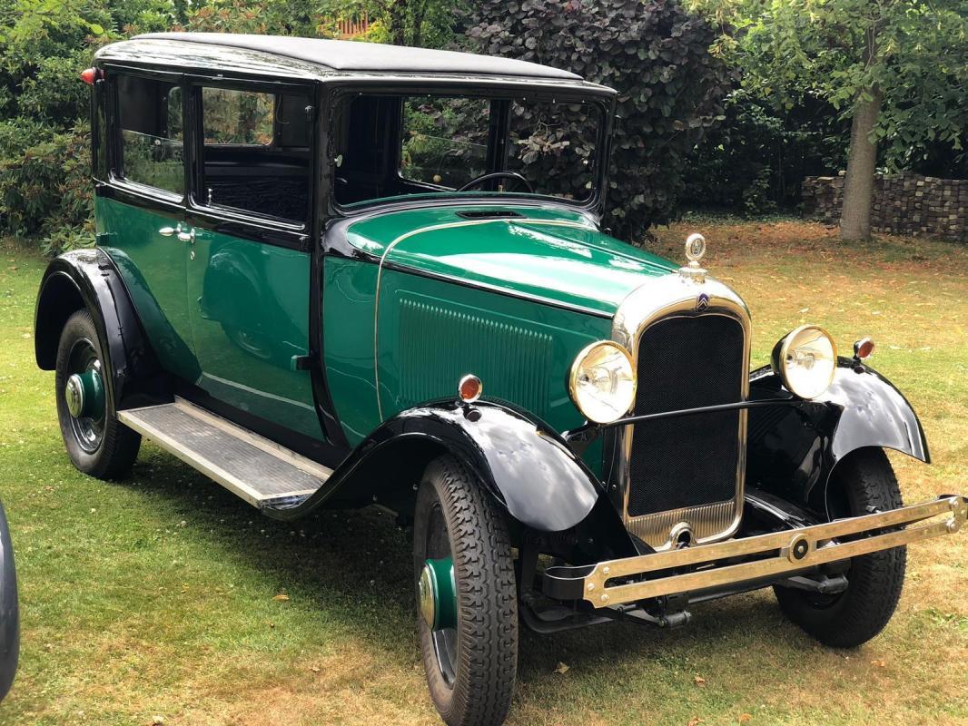 1931 Citroën C4F