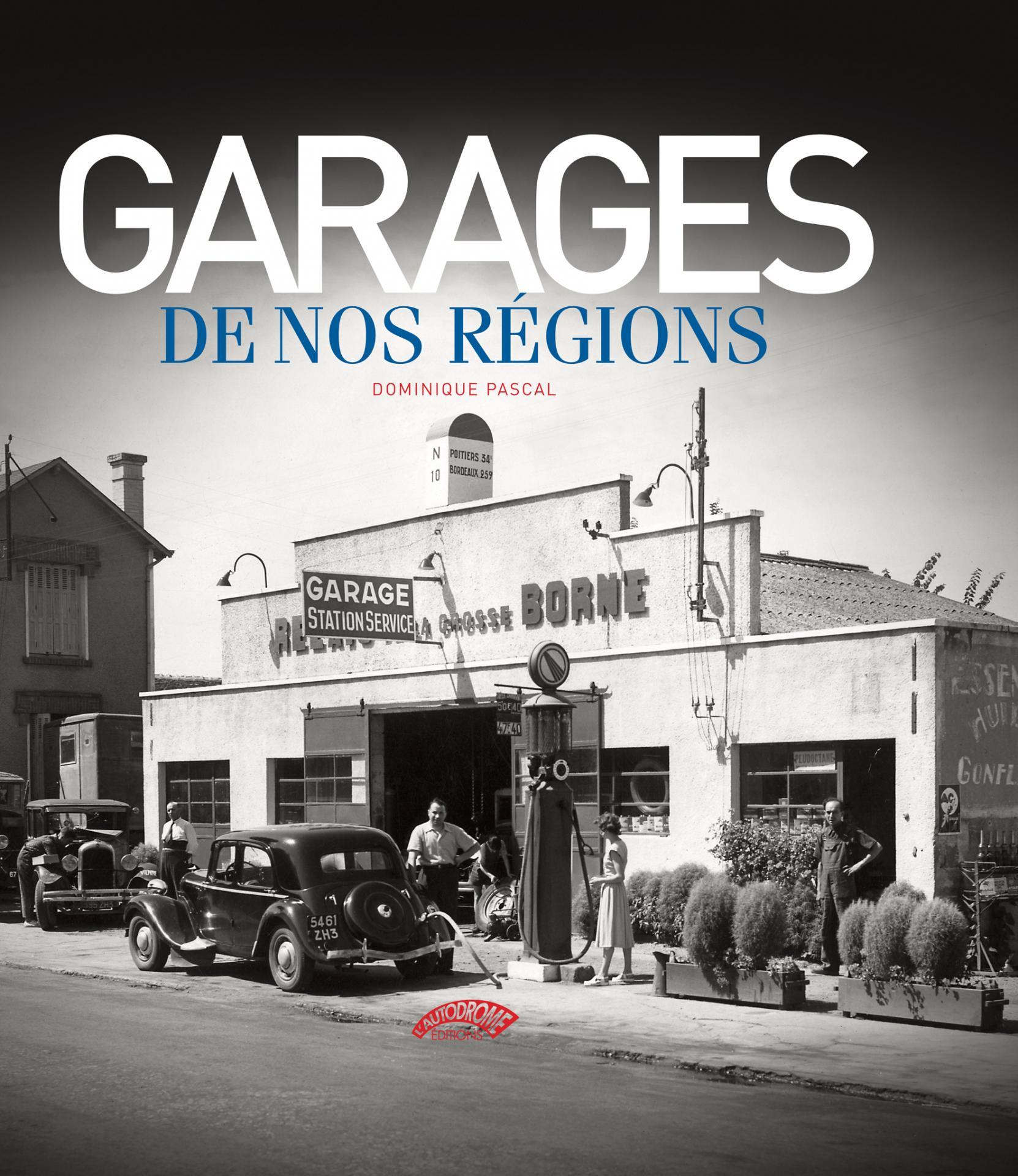 Garages de nos régions