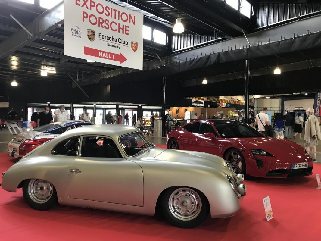 2020 Podium Porsche Auto Moto Rétro Rouen