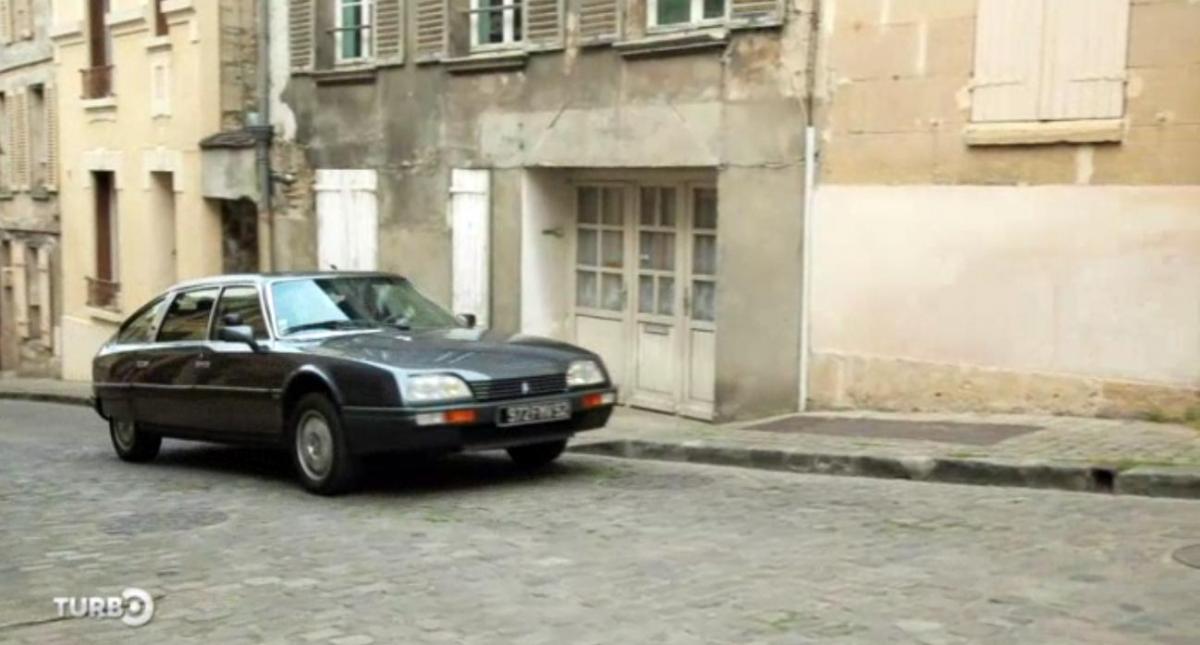 M6 turbo Citroën CX