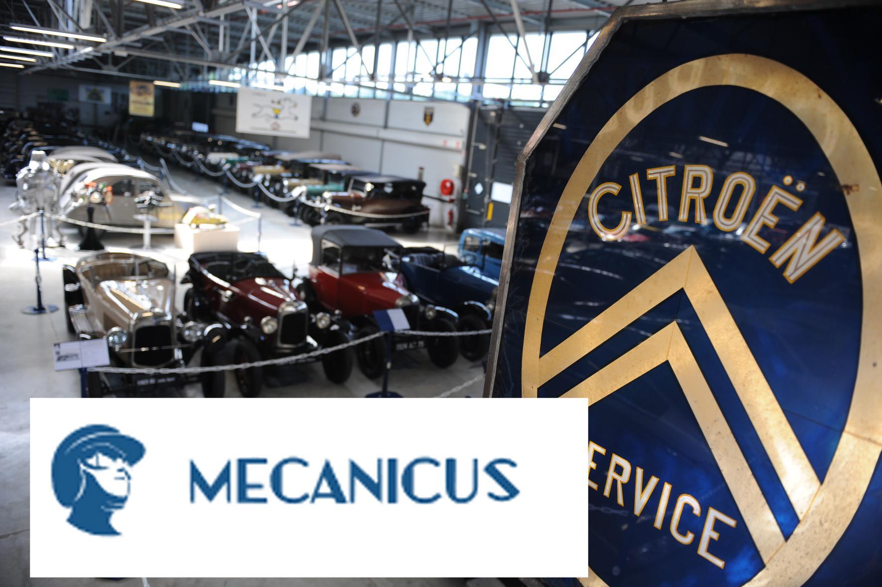 Mecanicus une nuit au Conservatoire Citroën