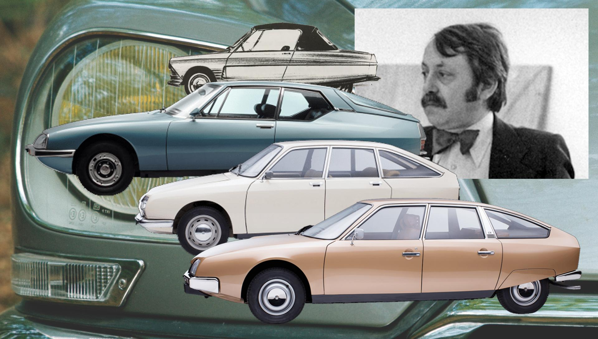 Monsieur Robert Opron - Design Citroën