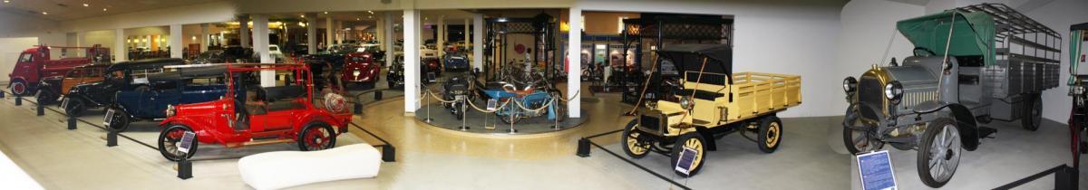 Musée Aventure Peugeot
