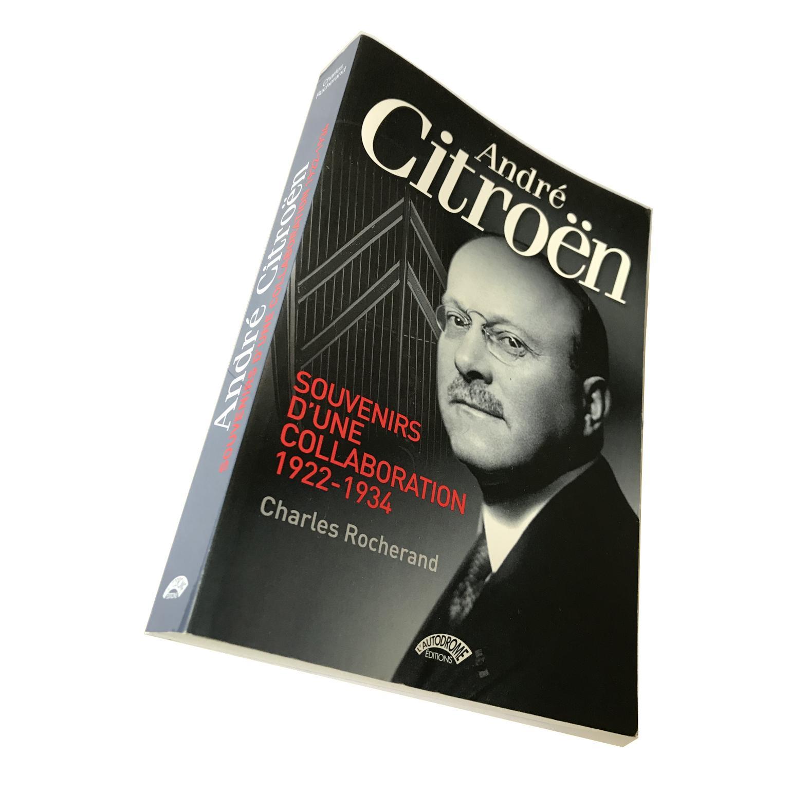Citroën Souvenirs d'une collaboration