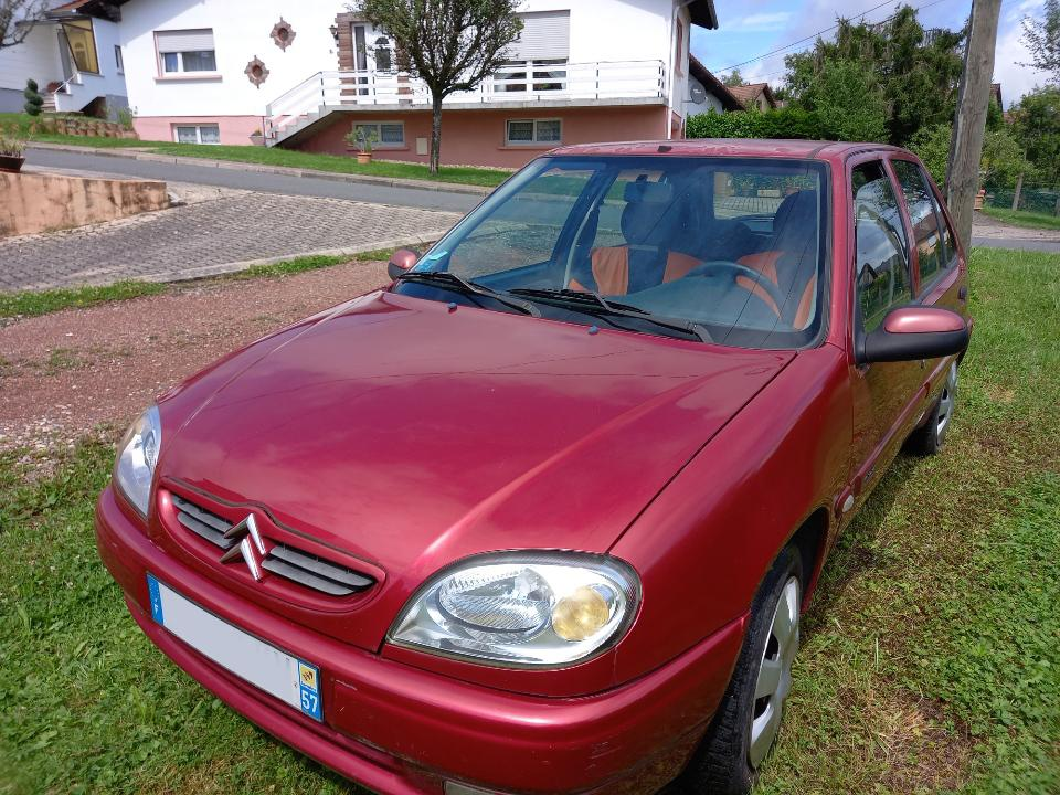 Citroën Saxo 1 1i 60cv 2001